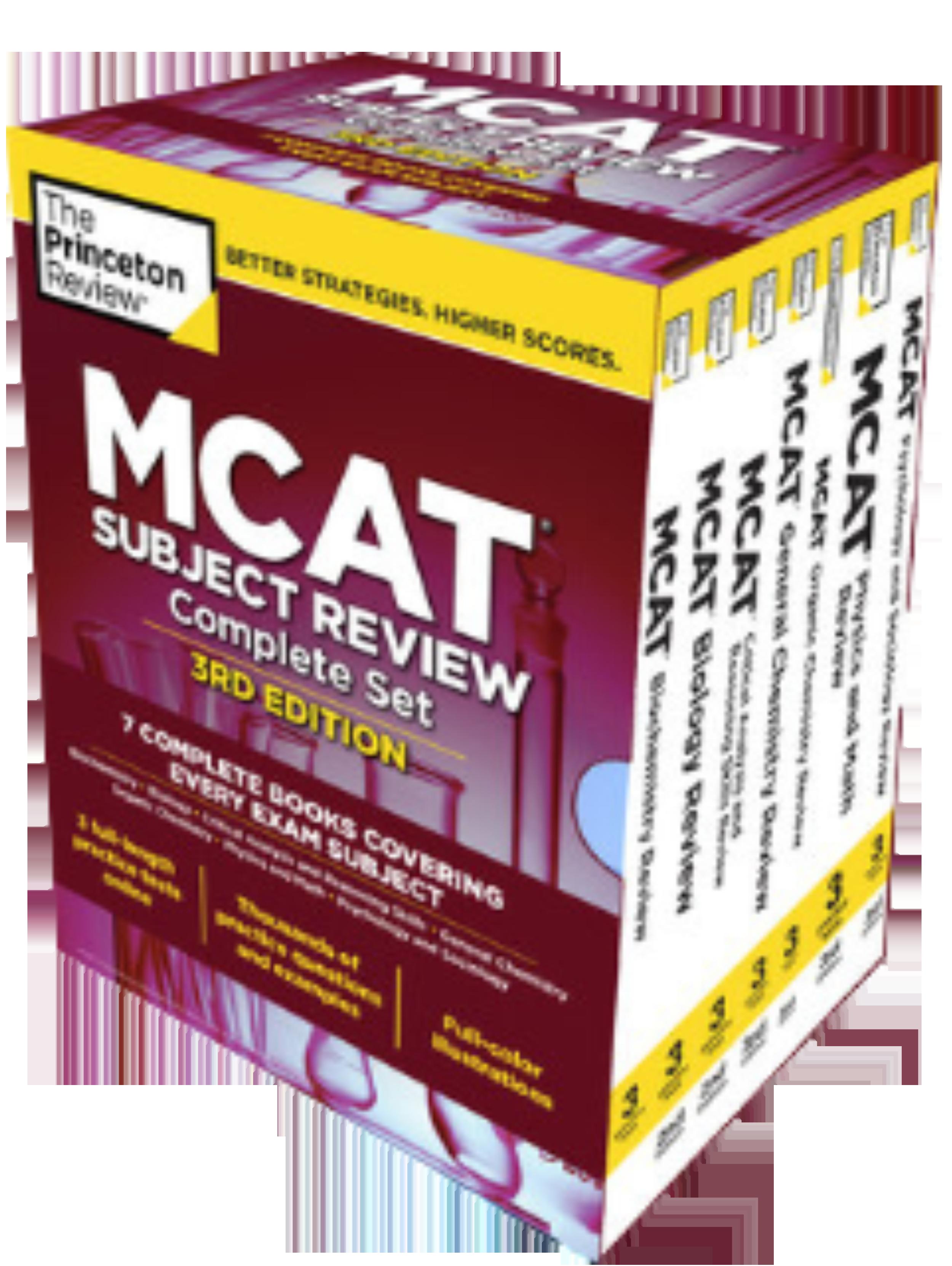 20 MCAT Practice Tests Fulllength MCAT Tests with