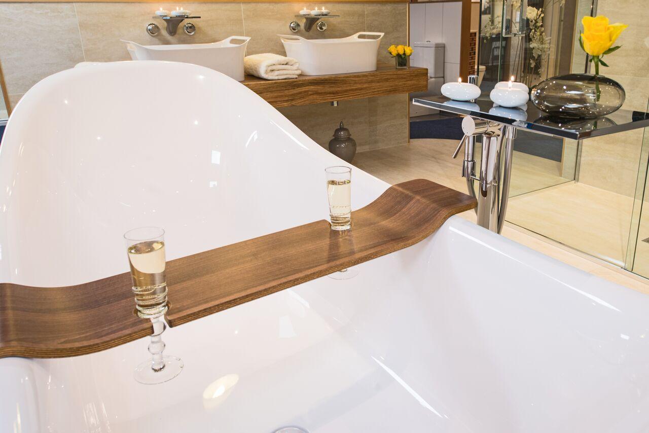 bathroom accessories perth scotland. wooden bath rest for wine glasses as you relax a soak bathroom accessories perth scotland t
