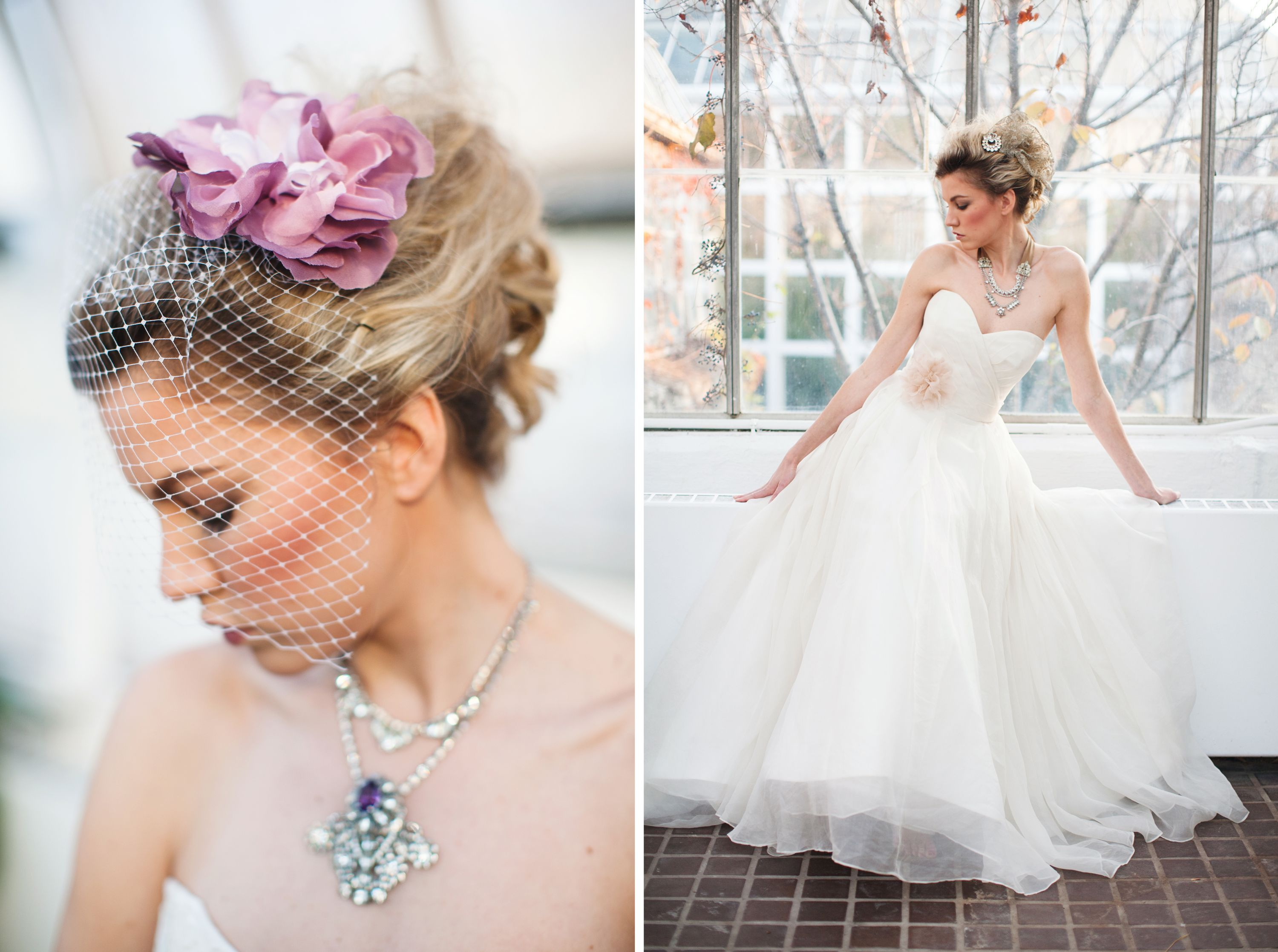 Soft & Romantic Bridal Trends For 2013. Bridal Birdcage