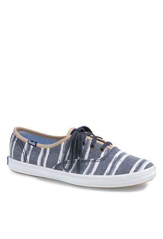 Keds Champion Washed Beach Stripe Shoes