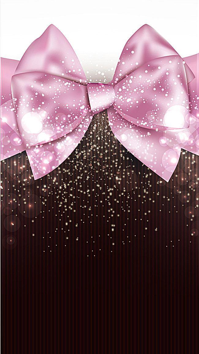 Pink Decoration Design Wallpaper Background