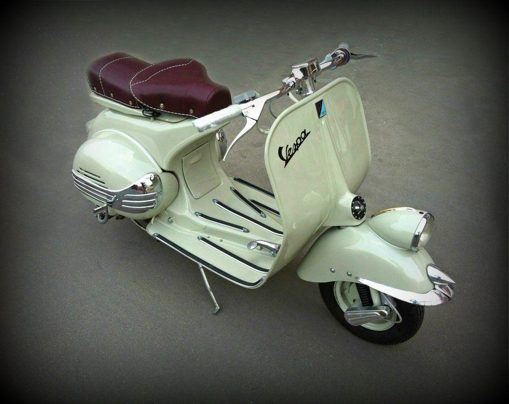 1955 Vespa 125 - VN 1 T   Classic Driver Market