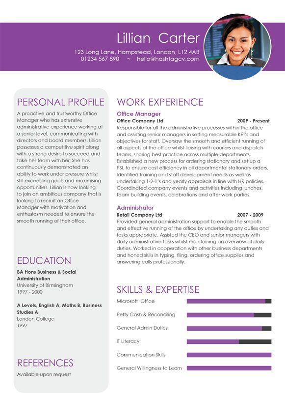 Bookmark Cv  Resume Design Purple  Baqui    Cv