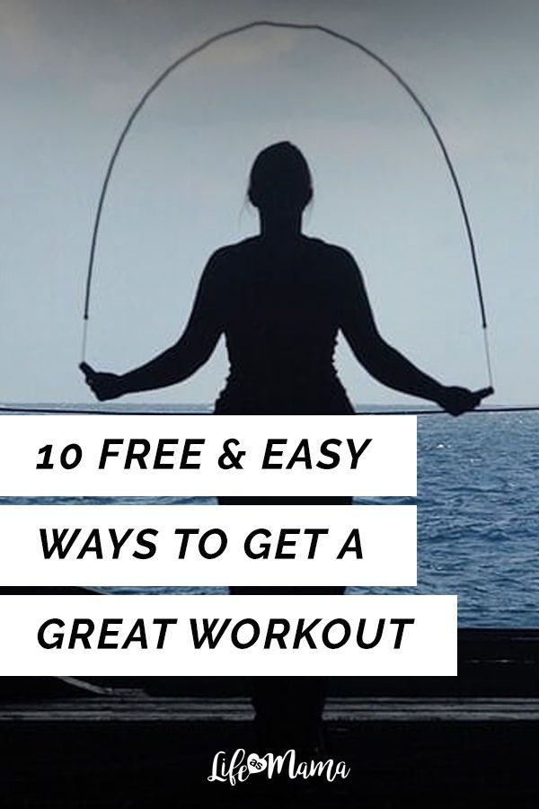 There are many ways we can workout not only for incredibly cheap, but for free as well! Here are 10...