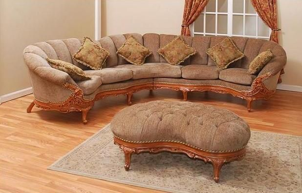 Ordinaire VICTORIAN SECTIONAL