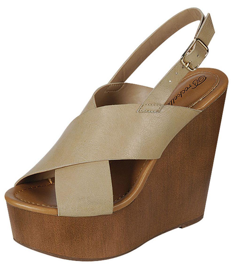Emily-46 Platform Sandal