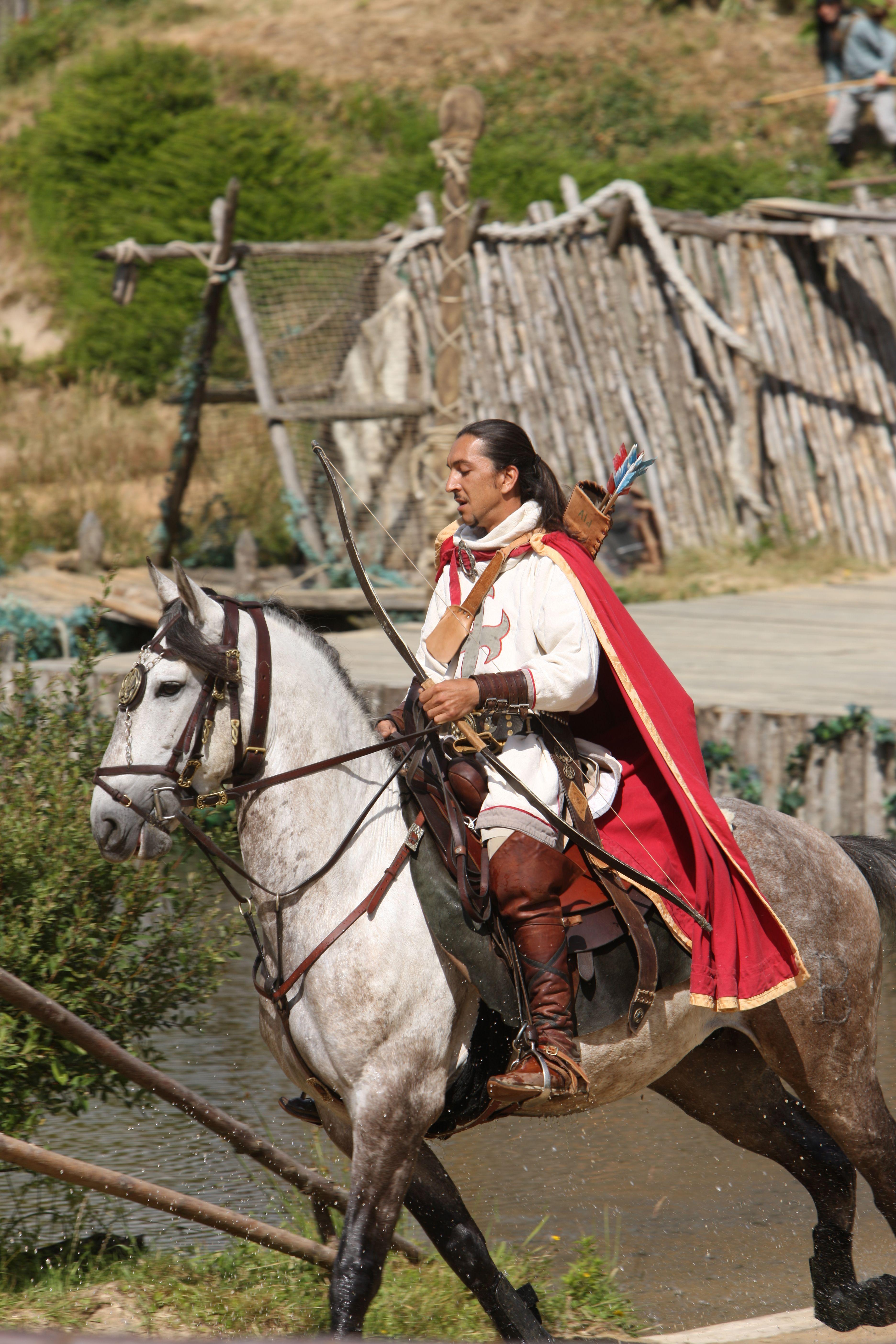 """Le Spectacle """"Les Vikings"""" au Puy du Fou PuyduFou Histoire Viking"""