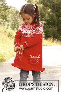 Photo of Selina / DROPS Children 22-20 – Kostenlose Strickanleitungen von DROPS Design