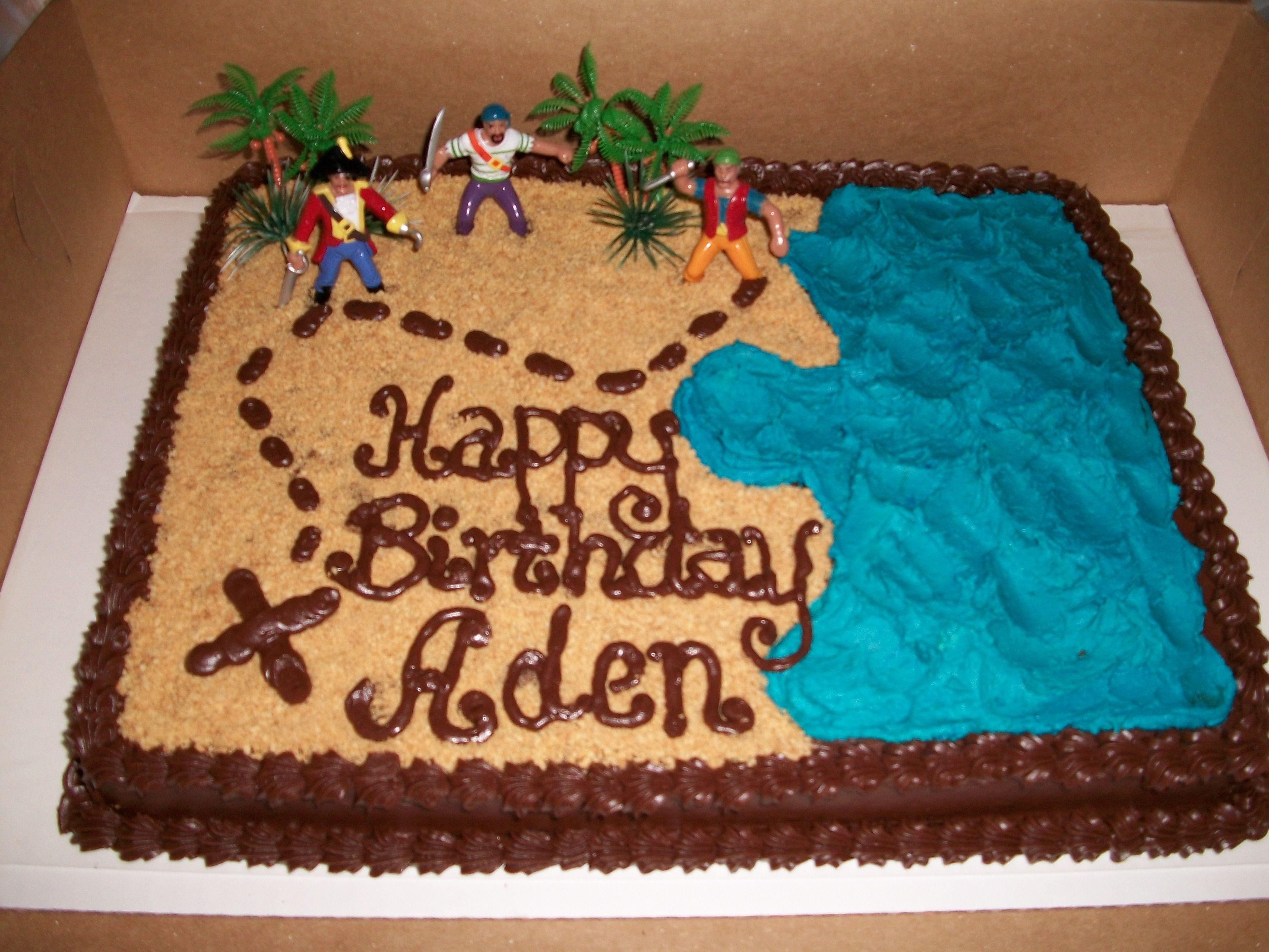 Pirate Birthday Pirate Birthday Cake Pirate Birthday Boy