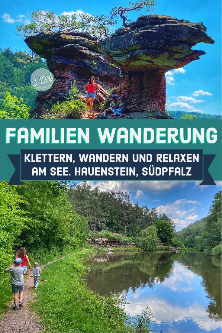 Wandern Klettern Und Ein Weiher Ein Micro Abenteuer Mit Kinder Im Pfalzerwald Wandern Pfalz Wandern Ausflug