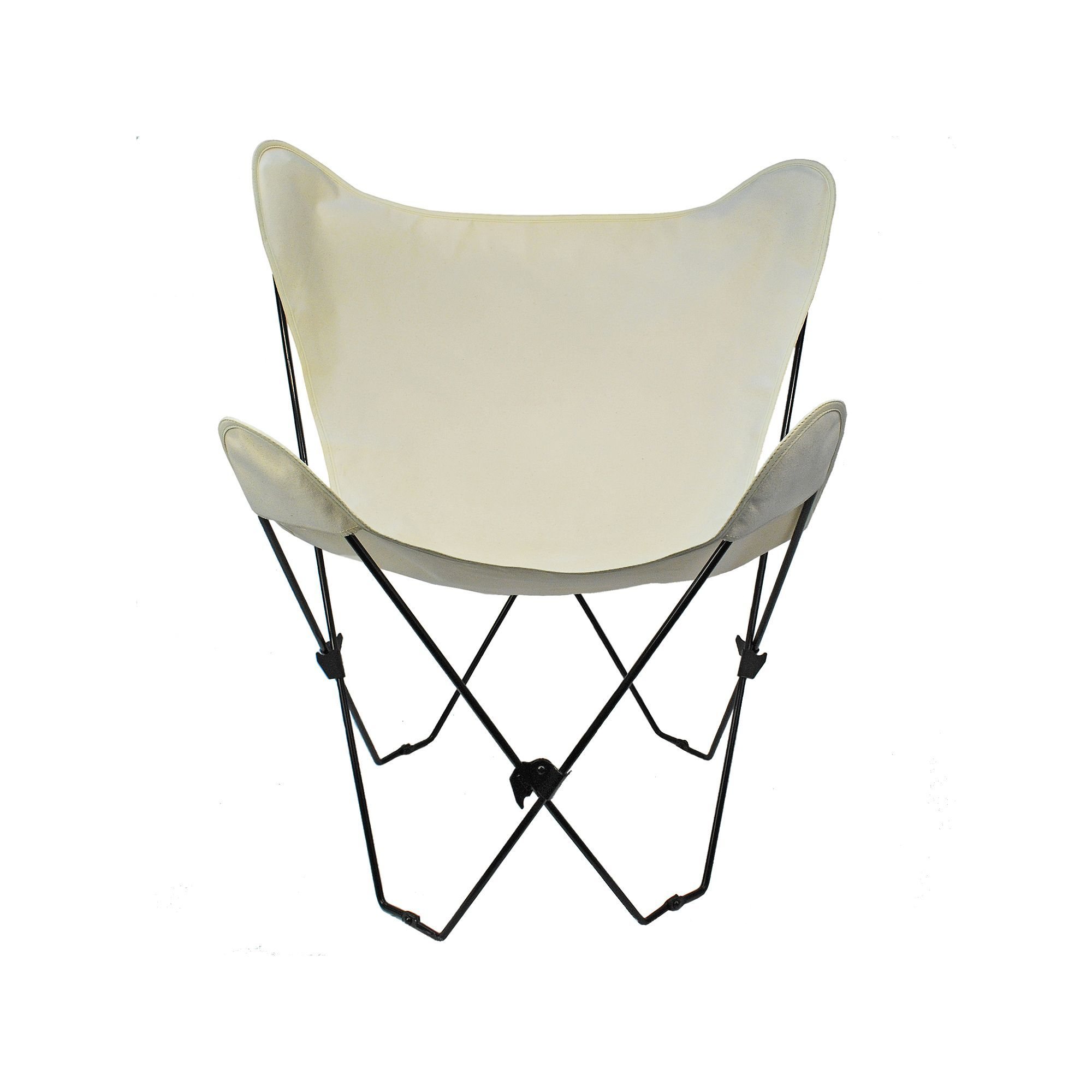 Swell Algoma Duck Cotton Butterfly Chair Products Butterfly Pabps2019 Chair Design Images Pabps2019Com