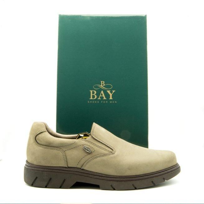 mocasín Khaki gris en 2020 | Zapatos hombre, Bota chukka