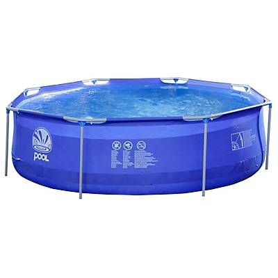 Pool piscina estructural filtro for Piscina estructural intex