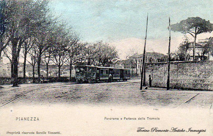 primi Novecento , Pianezza
