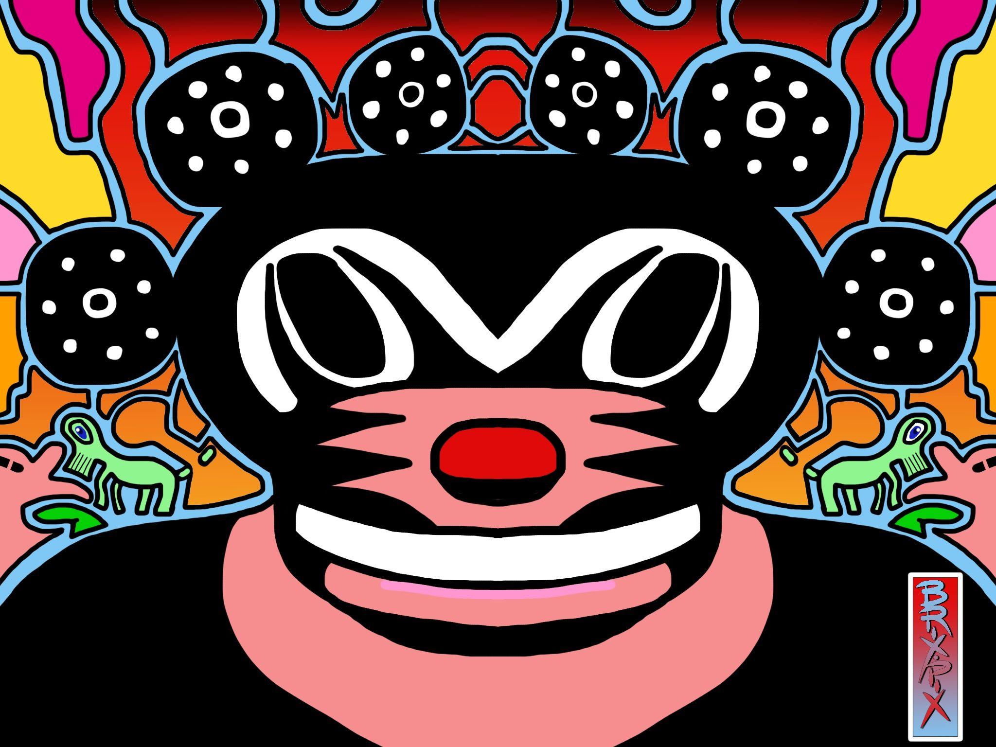 Lucha Libre | Disney characters, Character, Digital art