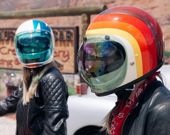 16 coolest motorcycle helmets of 2015 helmets. Black Bedroom Furniture Sets. Home Design Ideas
