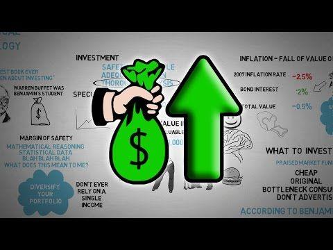 The Intelligent Investor Benjamin Graham Animated Book Review