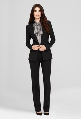 How to Choose a Suit for Work (Part of BlogHer's Wardrobe Builders ...