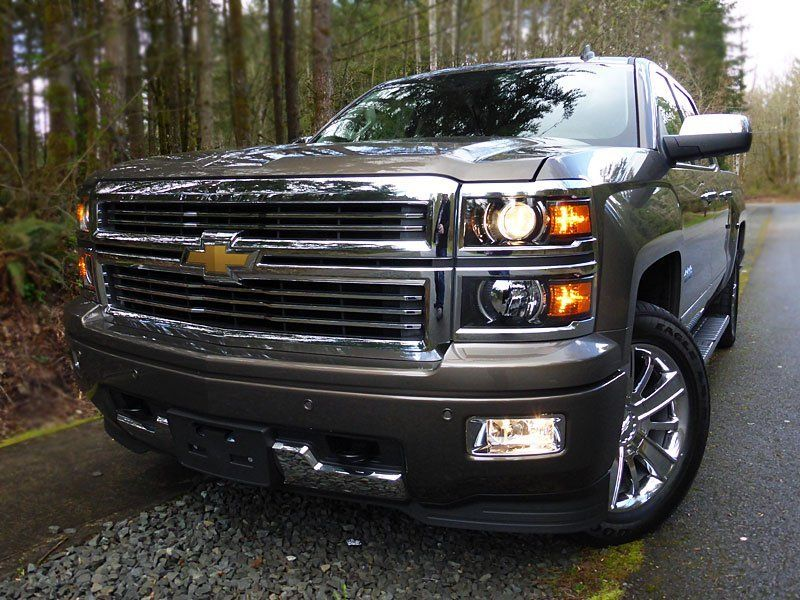 Chevy S 2014 Silverado High Country Has Comfort And Capability