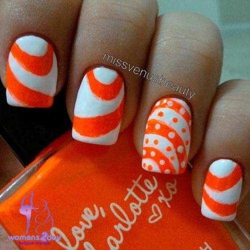 Summer fingernail art orange summer nail art summer nail designs summer fingernail art orange summer nail art summer nail designs 2013 prinsesfo Image collections