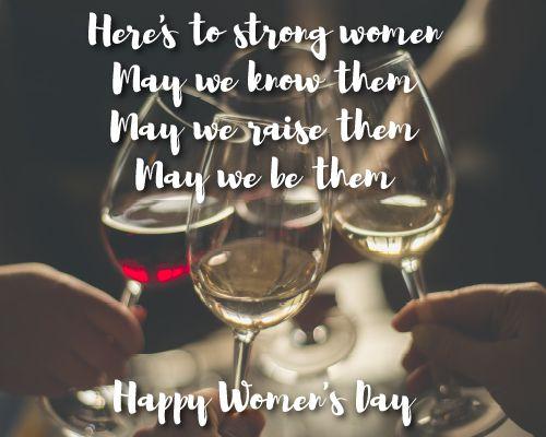 To Strong Women Strong Women Women International Womens Day