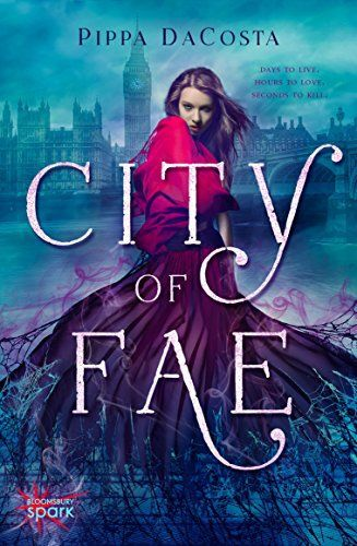 City of Fae by Pippa DaCosta | reading, books, books covers, cover love, big ben