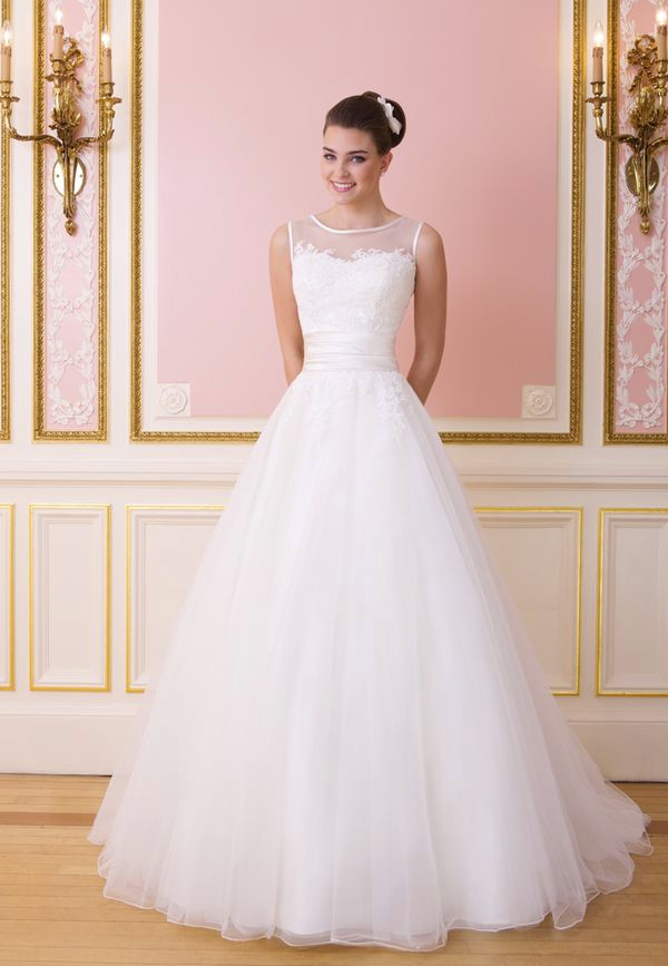 Latest wedding gowns 2014 – Wedding photo blog