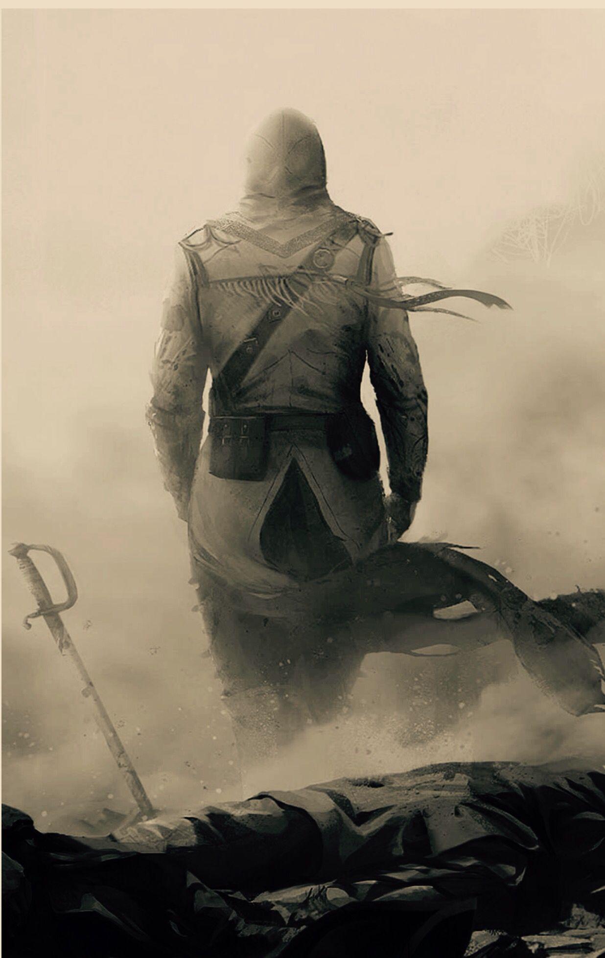 Assassin's Creed Мифические существа, Игровые арты