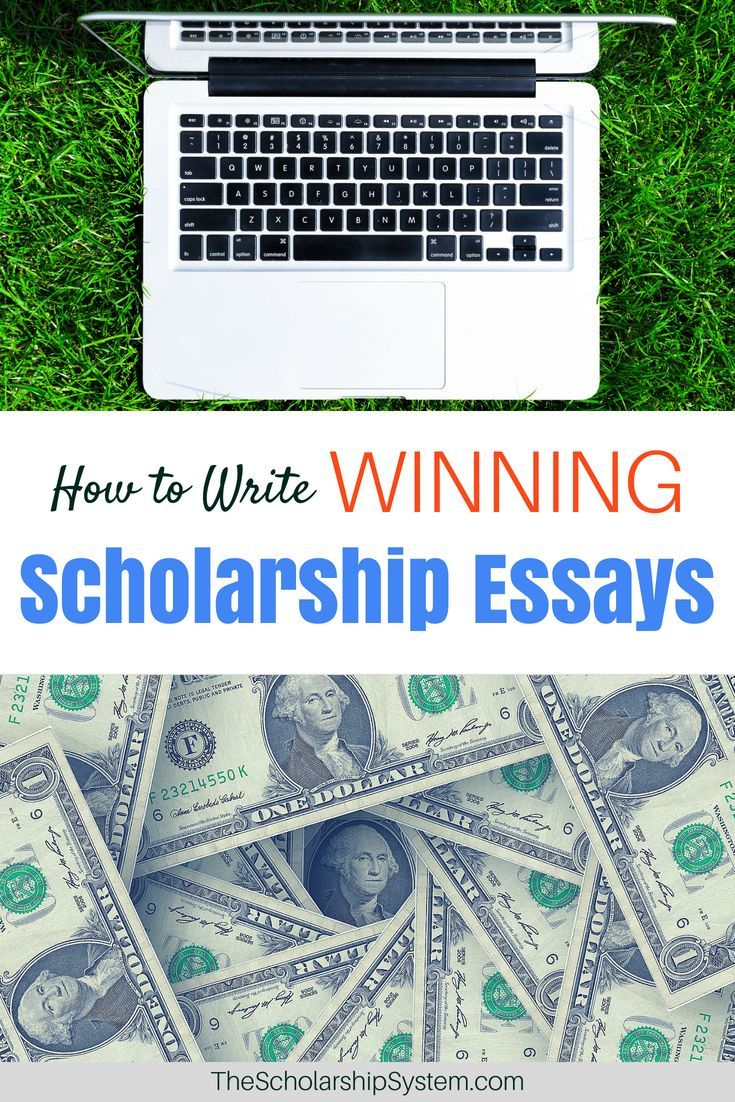 How to write winning scholarship essays the scholarship