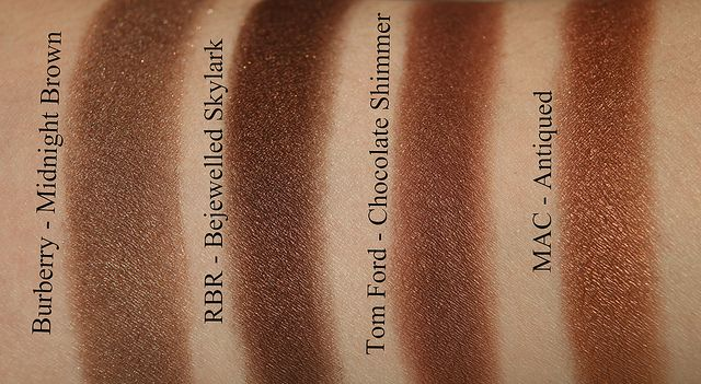 595a330ce331 Chocolate Brown Swatches by Shameless Fripperies. Tom Ford Cocoa Mirage  Review by mikmik90