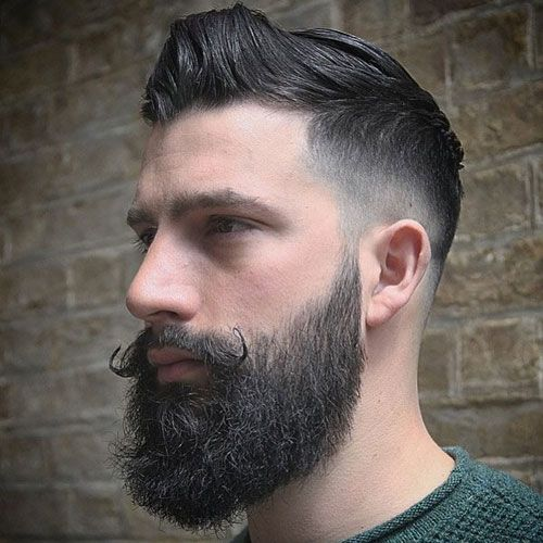 How To Grow A Thicker Beard Faster Beards Beard No Mustache