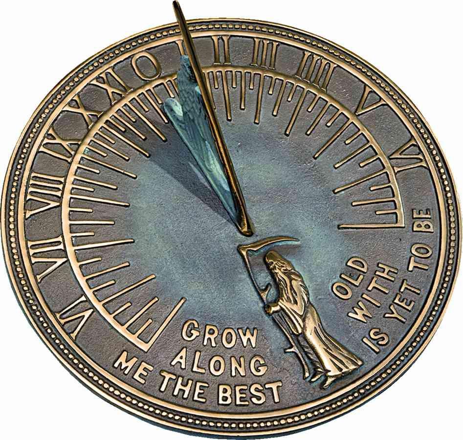 Old Westbury Gardens Sundial: Clock Hourglass Sundial Time: