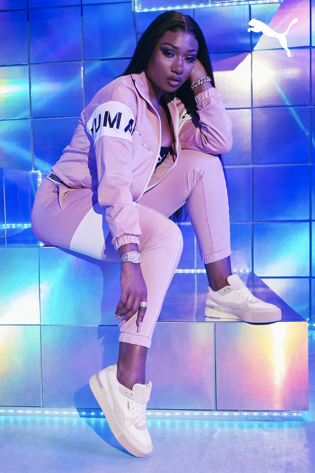 Megan Thee Stallion In Cali Sport Black Girl Fashion Teenager Outfits Cute Outfits