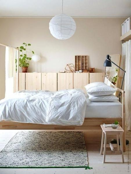 20 Small Bedroom Ideas For Small Space Home Wanda Olesin Ikea Bedroom Design Bedroom Interior Small Room Bedroom