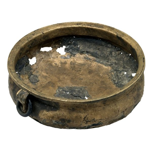 The Rose Ash Bowl  Rose Ash, Devon, England Iron Age, about 100 BC - AD 100