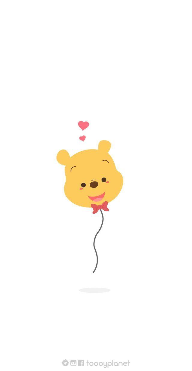 Winnie the Pooh Disney wallpaper, Cute disney wallpaper