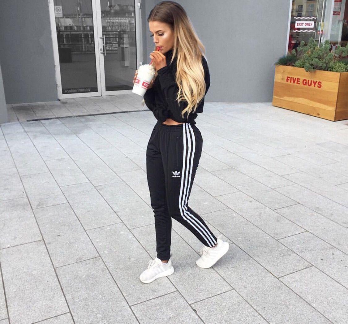Adidas Campus Running Shoes Grey Pink Fashion