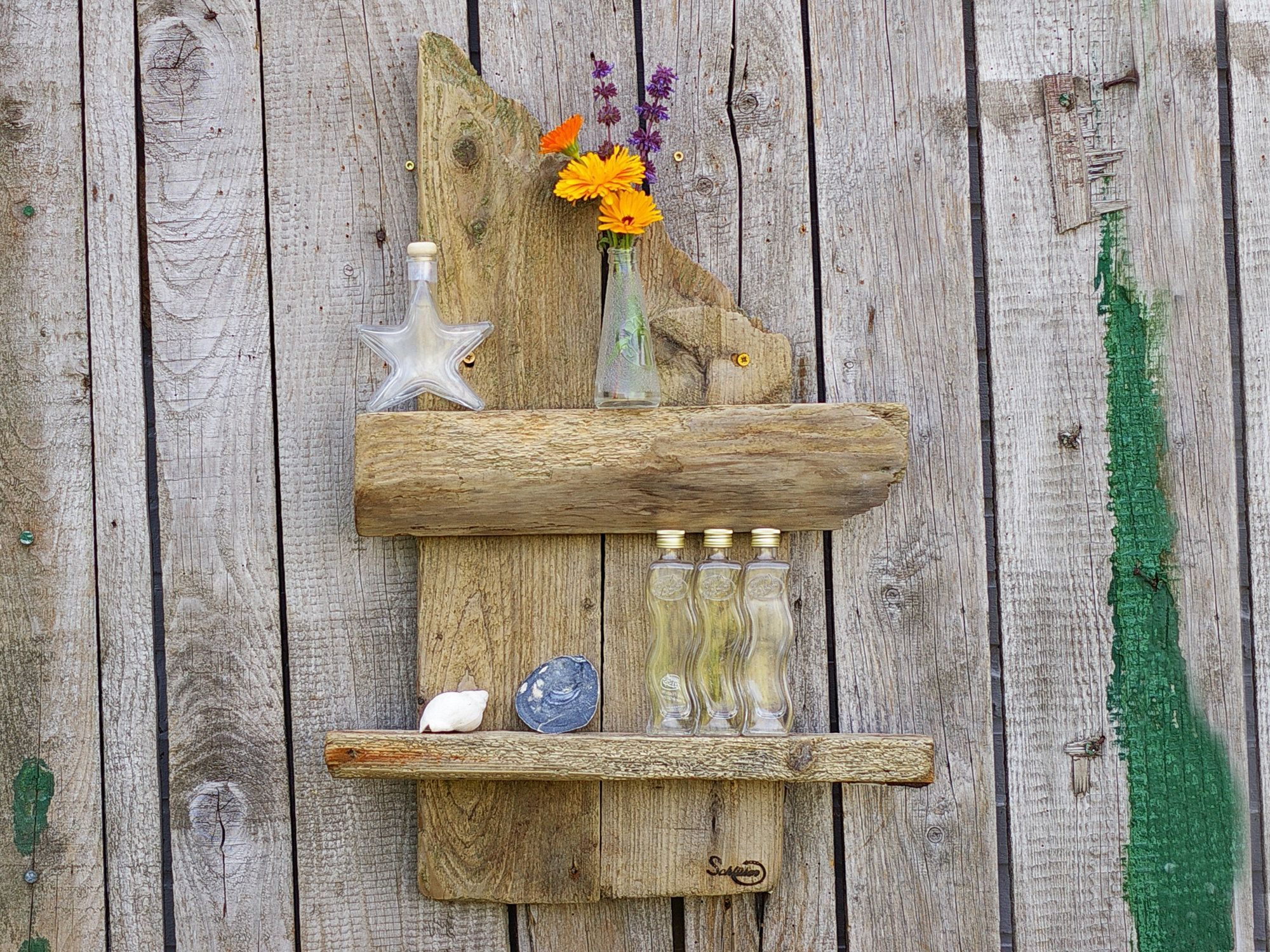 Bilderleiste Treibholz Driftwood Shelf Wood Shelf Shelf Driftwood Furniture