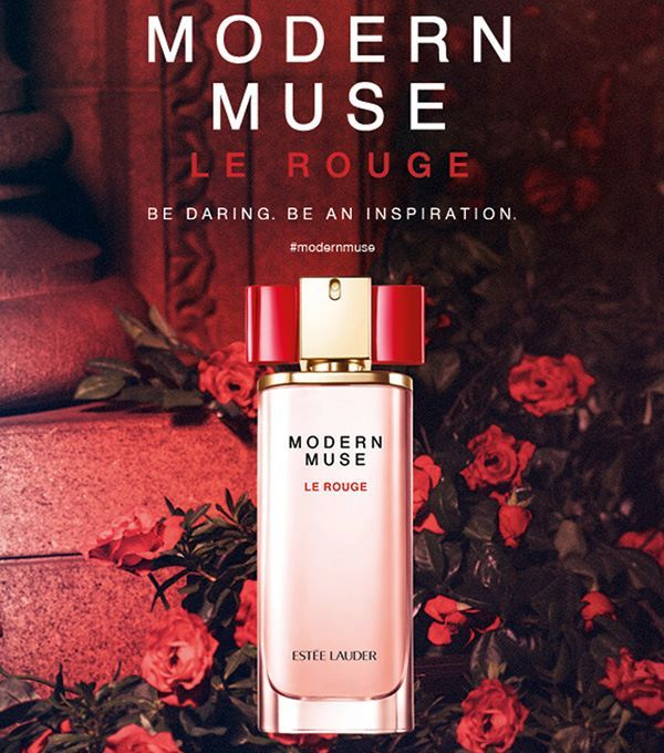 Estee Lauder Modern Muse Le Rouge Collection Beauty Trends And Latest Makeup Collections Chic Profile Estee Lauder Modern Muse Perfume Estee Lauder