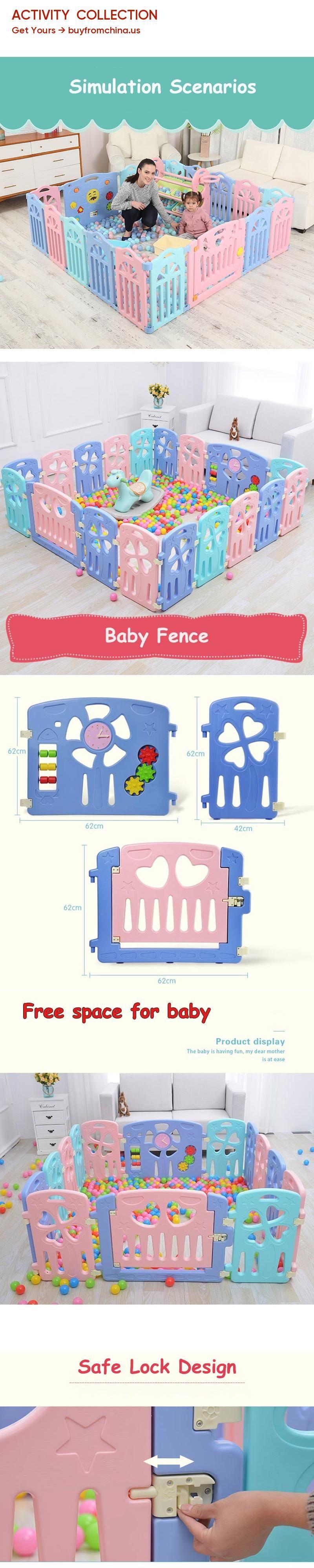 New indoor baby playpens outdoor games fencing children play fence