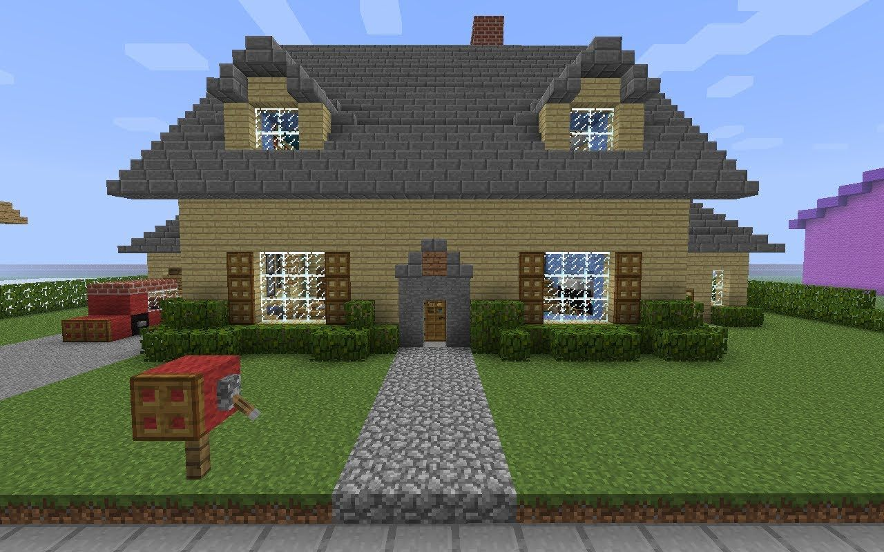 Minecraft house designs ideashigh resolution image design ideas yvpvgdig also rh in pinterest