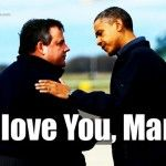 RINO! Turncoat NJ Governor Chris Christie Sealed Obama's Election Win With A Hug