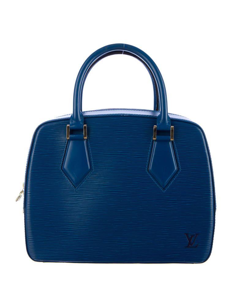 The Louis Vuitton Epi Sablon
