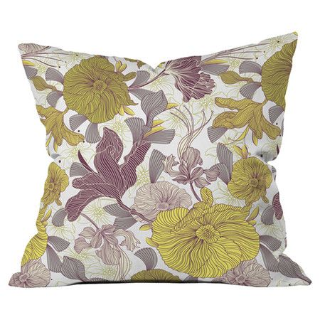 Add a delightful pop of style to your home with this charming accent from DENY Designs.   Product: PillowConstruction...