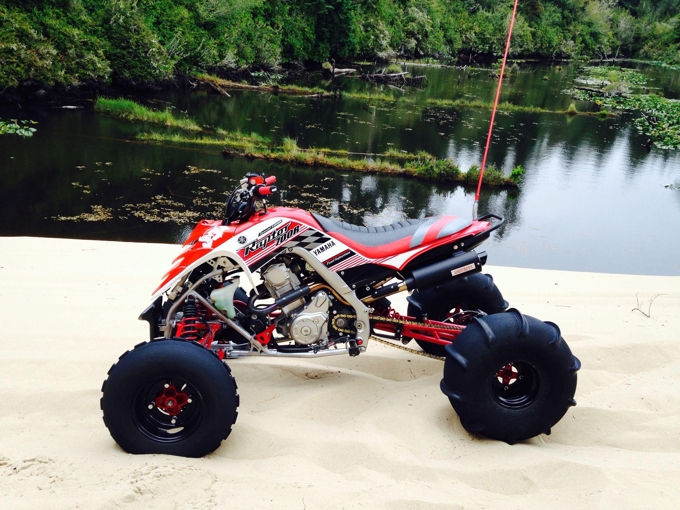 Raptor 700 Beast