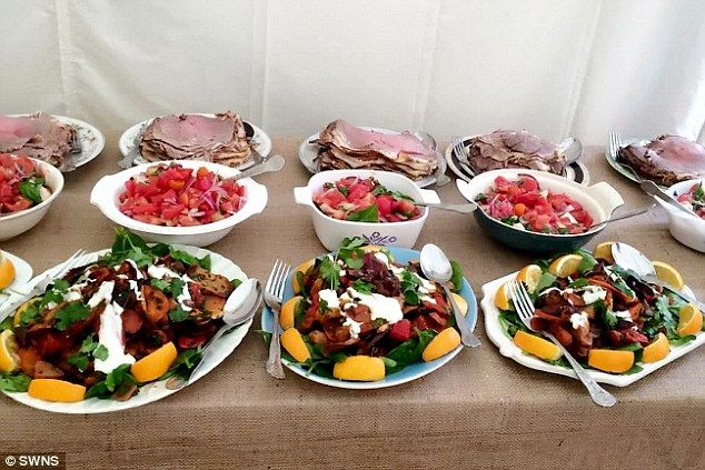 Simple South African wedding salad - Google Search   South ...