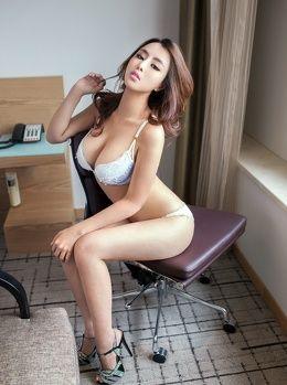 Asian hot model video
