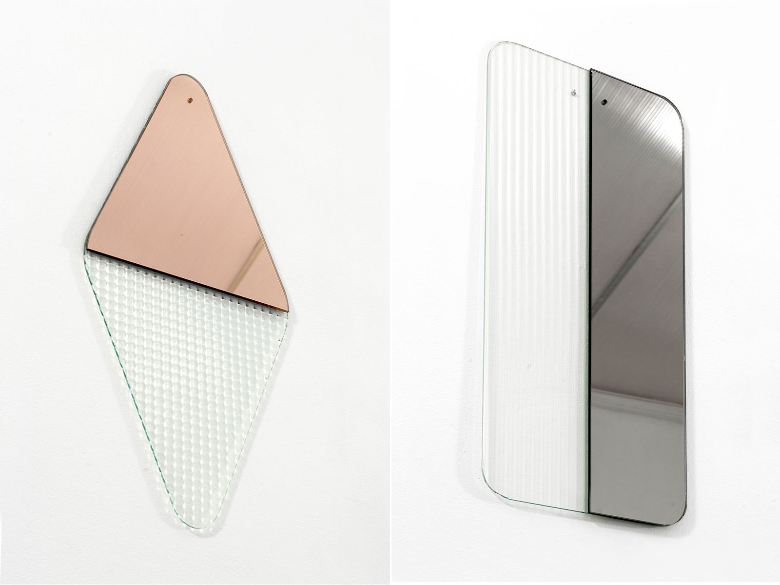 copper + gunmetal + clear--obei obei mirror