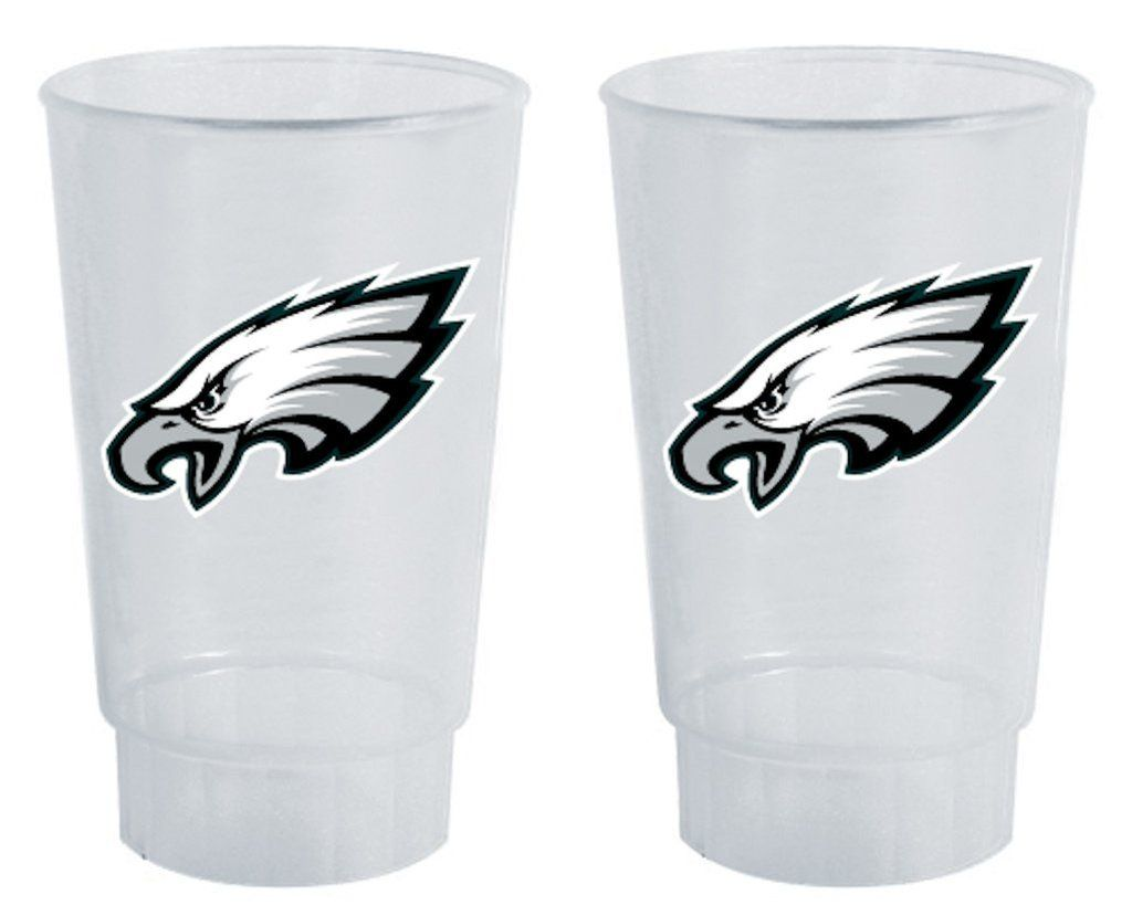 Philadelphia Eagles Tumblers - Set of 4