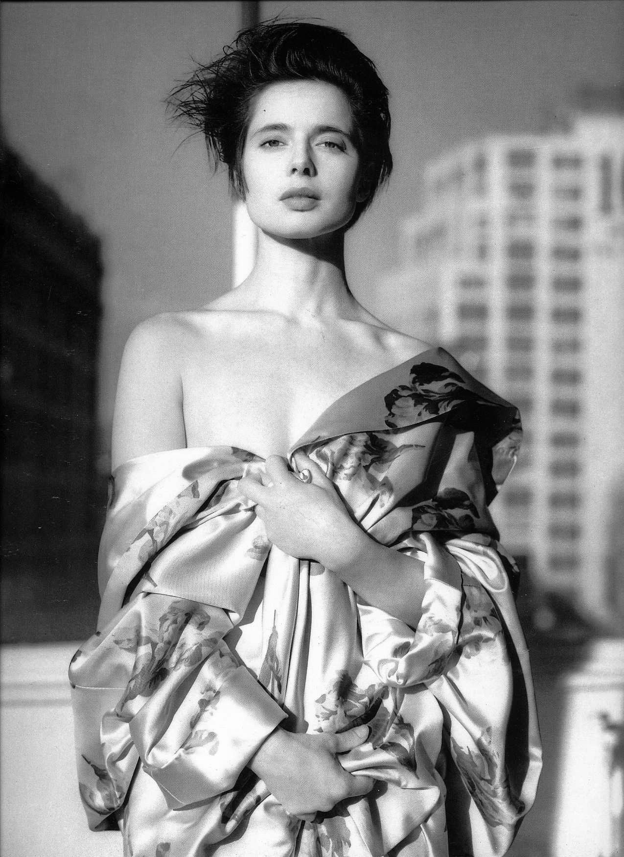 Isabella Rossellini / Best shots! www.flightpooling.com  #People #photo
